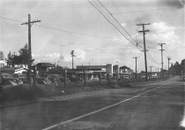 Image of Lower Miller Avenue prior to development, 1940s                                                                                                                                                                                                                - Print, Photographic