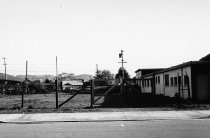 Image of Lower Miller Avenue prior to development, date unknown                                                                                                                                                                                                         - Print, Photographic