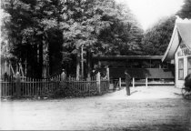 "Image of ""The Park"" at the Old Station, circa 1898                                                                                                                                                                                                                      - Print, Photographic"