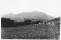 Image of E. Blithedale and Dell Street, circa 1897                                                                                                                                                                                                                      - Print, Photographic