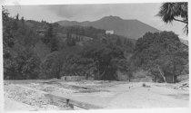 Image of View towards Mount Tamalpais on West Blithdale Avenue, circa 1912                                                                                                                                                                                          - Print, Photographic