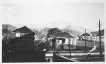 Image of Corner of Millwood Street and East Blithedale Avenue, 1922