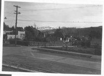 Image of Dell Lane and Sunnyside Avenue, 1922