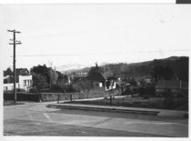Image of Dell Lane and Sunnyside Avenue, 1922                                                                                                                                                                                                                           - Print, Photographic