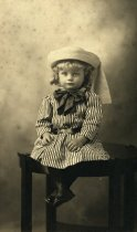 Image of Bernard Grethel Jr., age 3                                                                                                                                                                                                                                 - Print, Photographic