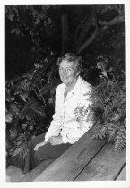Image of Joyce Gross,1980                                                                                                                                                                                                                                               - Print, Photographic