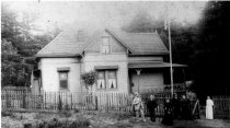 Image of 130 Cascade Drive, 1890                                                                                                                                                                                                                                        - Print, Photographic