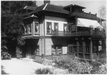 Image of 160 Miller Ave, date unknown                                                                                                                                                                                                                                   - Print, Photographic