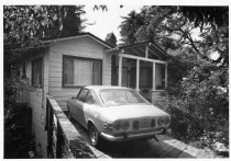 Image of 27 West Blithedale Avenue, 1981                                                                                                                                                                                                                            - Print, Photographic