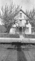 Image of The Gardner Villa at 239 Miller Avenue circa 1900                                                                                                                                                                                                        - Print, Photographic