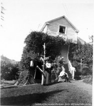 Image of 64 Lovell Avenue, circa 1904                                                                                                                                                                                                                              - Print, Photographic