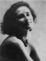 Image of Guinevere Ronbinson, 1933                                                                                                                                                                                                                                      - Print, Photographic