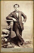 Image of John Paul Reed, circa 1880                                                                                                                                                                                                                                     - Print, Photographic