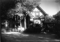 "Image of 565 Throckmorton Avenue ""Burlwood"", date unknown                                                                                                                                                                                                               - Print, Photographic"