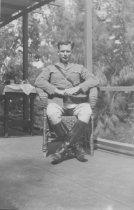 Image of Lance Robinson circa 1926 - Photograph