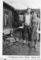Image of Guin Robinson McKenzie & son Leighton, 1942 - Photograph