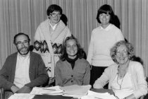 Image of Mill Valley Library Board of Trustees, 1980                                                                                                                                                                                                                    - Print, Photographic