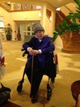 Image of Betsy Andresen, photo courtesy of Meg Rose