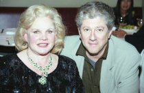 Image of Actors Carroll Baker and Peter Reigert at the Mill Valley Film Festival, 2000                                                                                                                                                       - Print, Photographic