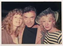 Image of A Tribute to Bill Graham at the Mill Valley Film Festival, 1984                                                                                                                                                                                                - Print, Photographic