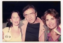 Image of Bill Graham at his Tribute at the Mill Valley Film Festival, 1984                                                                                                                                                                                              - Print, Photographic