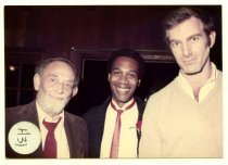 Image of Waldo Salt, Joe Morton, and John Sayles at the Mill Valley Film Festival