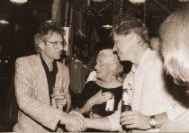 Image of Ann Brebner and John Korty, 1982                                                                                                                                                                                                                           - Print, Photographic
