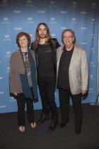 Image of Zoë Elton, Jared Leto, and Mark Fishkin, 2013                                                                                                                                                                                - Image, Digital