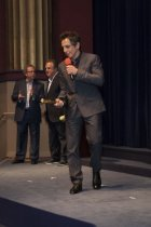 Image of Ben Stiller receiving an award, 2013                                                                                                                                                                                                                           - Image, Digital