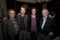 Image of Billy Bob Thornton, Dana Carvey, and Mort Sahl, 2012                                                                                                                                                                                                       - Image, Digital
