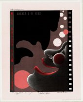 Image of 1982 poster from the Mill Valley Film Festival                                                                                                                                                                                                             - Mill Valley Film Festival Collection