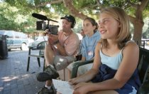 Image of Young Filmmakers Workshop at the Mill Valley Film Festival, 2002                                                                                                                                                                                               - Print, Photographic