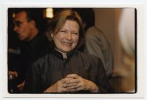 Image of Dianne Wiest at the Mill Valley Film Festival, 2002                                                                                                                                                                                                            - Print, Photographic