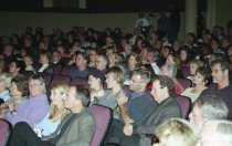 Image of Audience for Tribute to Dianne Wiest at the Mill Valley Film Festival, 2002                                                                                                                                                                                    - Print, Photographic