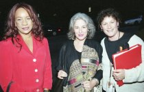 Image of Bette Wanderman and Joanne Parsont, 2001                                                                                                                                                                                                                       - Print, Photographic