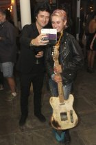 Image of Billie Joe Armstrong, 2014                                                                                                                                                                                                                                 - Image, Digital