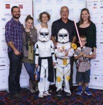 Image of Ben Burtt and family, circa 2010s                                                                                                                                                                                                                              - Image, Digital