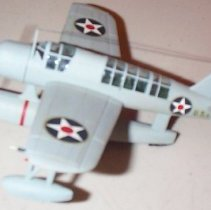 Image of Model, Airplane - 1982.003.0002