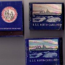 Image of matchbook covers