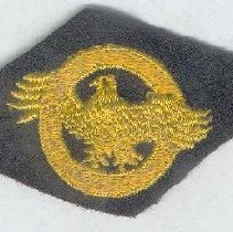 Image of Patch, Military - 1991.031.0025