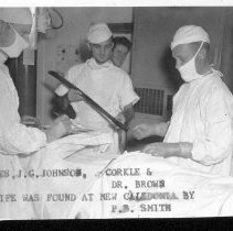 Image of Sick Bay operating room humor - 1993.034.0008