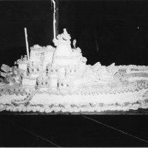 Image of BB55 Birthday Cake - 1998.054.0012