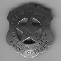 Image of Badge, Police - 2001.076.0020