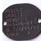 Image of Tag, Identification - 2003.001.0001