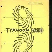 Image of Booklet - Typhoon Evasion