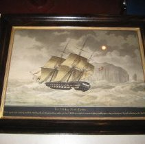 Image of Painting framed