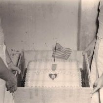 Image of USS KIDD cake