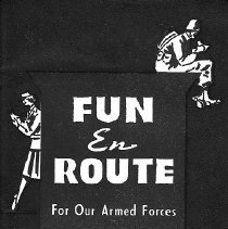 Image of Booklet - Fun En Route For Our Armed Forces Hospital Edition