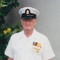 Image of Carleton F. Brown August 1995