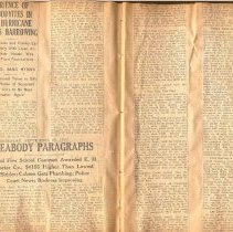 Image of Peabody Paragraphs, 9/29/1926